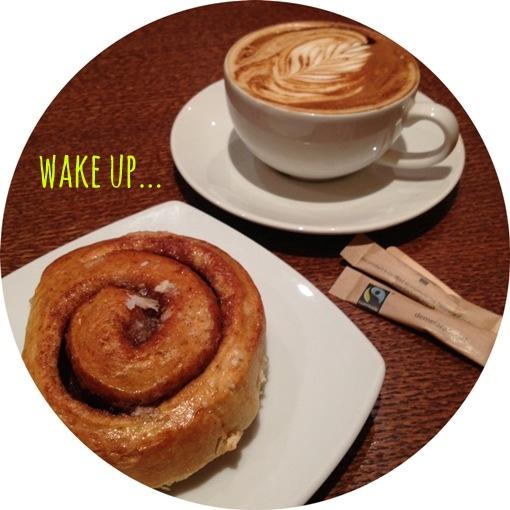 wake up... scandi kitchen