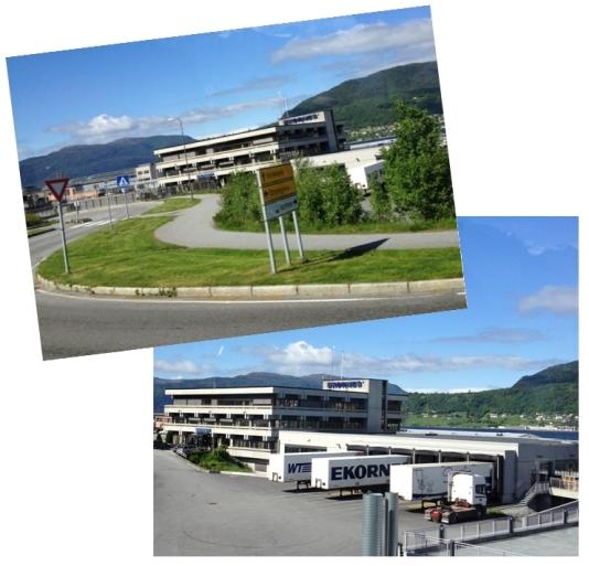 ekornes factory