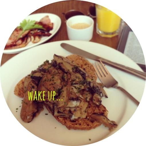 wake up... lola and simon