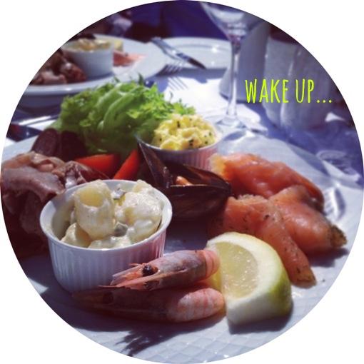 wake up... smörgåsbord