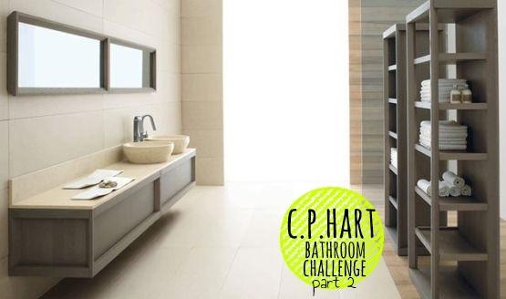 cphart bathroom challenge part 2