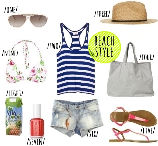 hush - beach style