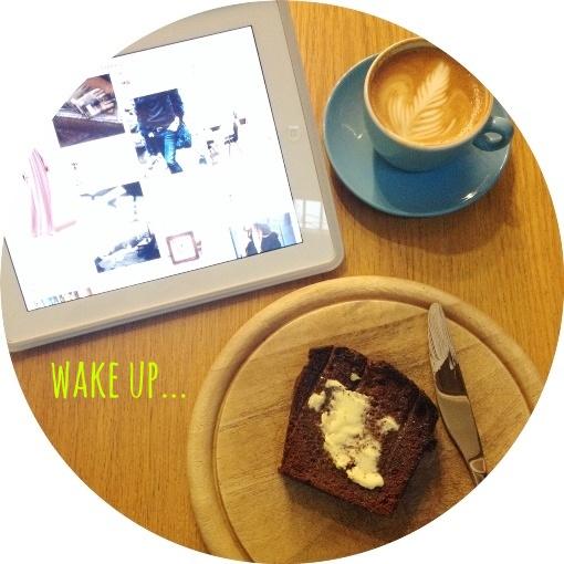 wake up... prufrock coffee