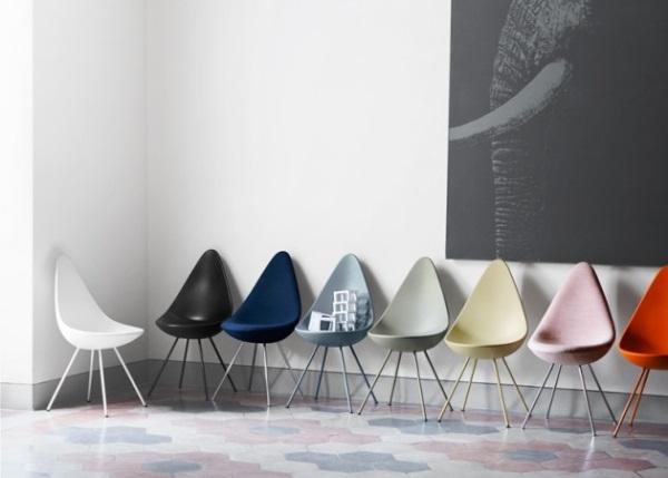 Arne Jacobsen Drop Chair 03