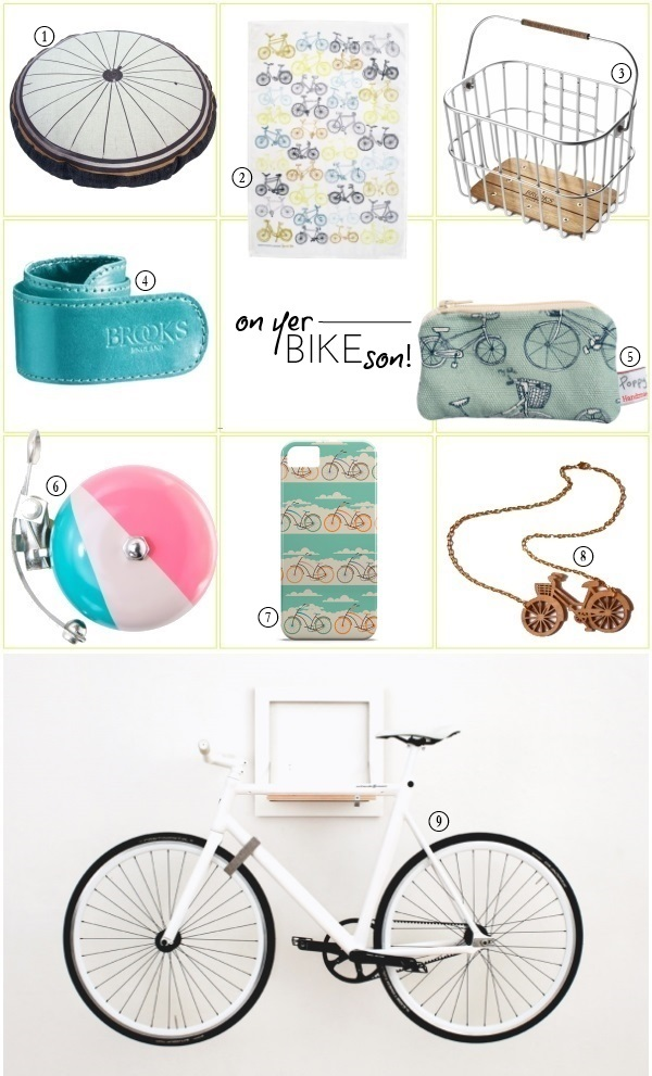 lust & covet bicycles