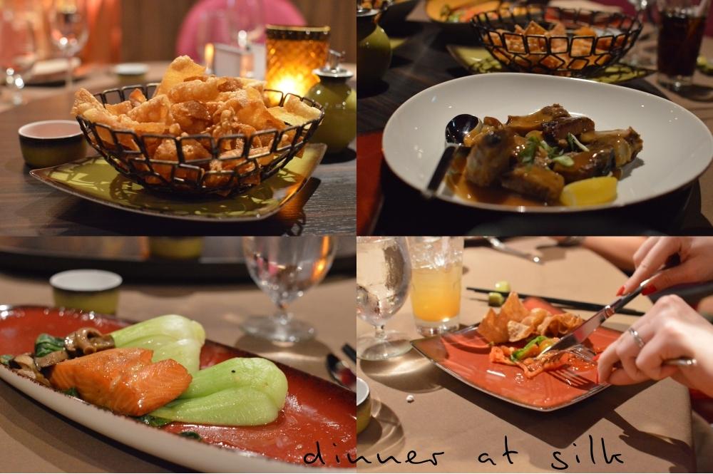 Royal Caribbean Quantum of the Seas Pre-Inaugural Voyage Silk Oriental Fine Dining 002 (2)