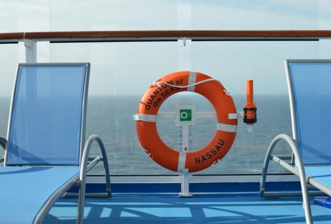 Royal Caribbean Quantum of the Seas Pre-Inaugural Voyage Slider 2