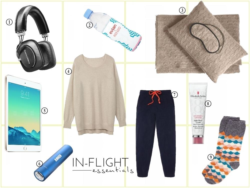 in-flight essentials transatlantic london to new york 001