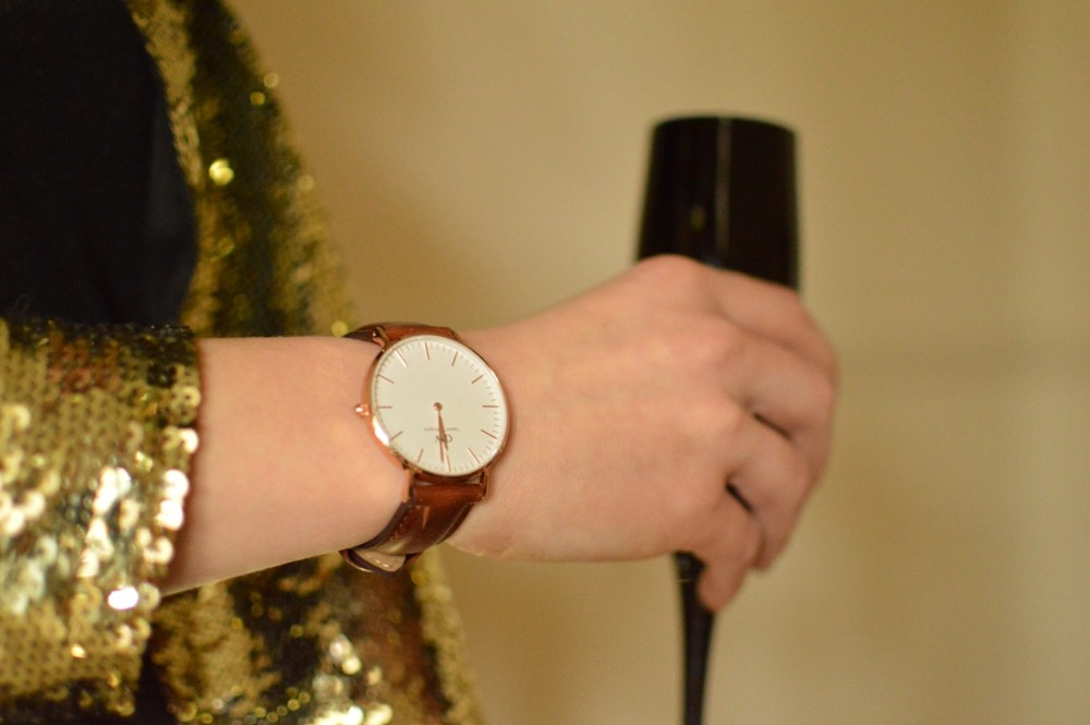Daniel Wellington Saint Andrews Rose Gold Watch 005