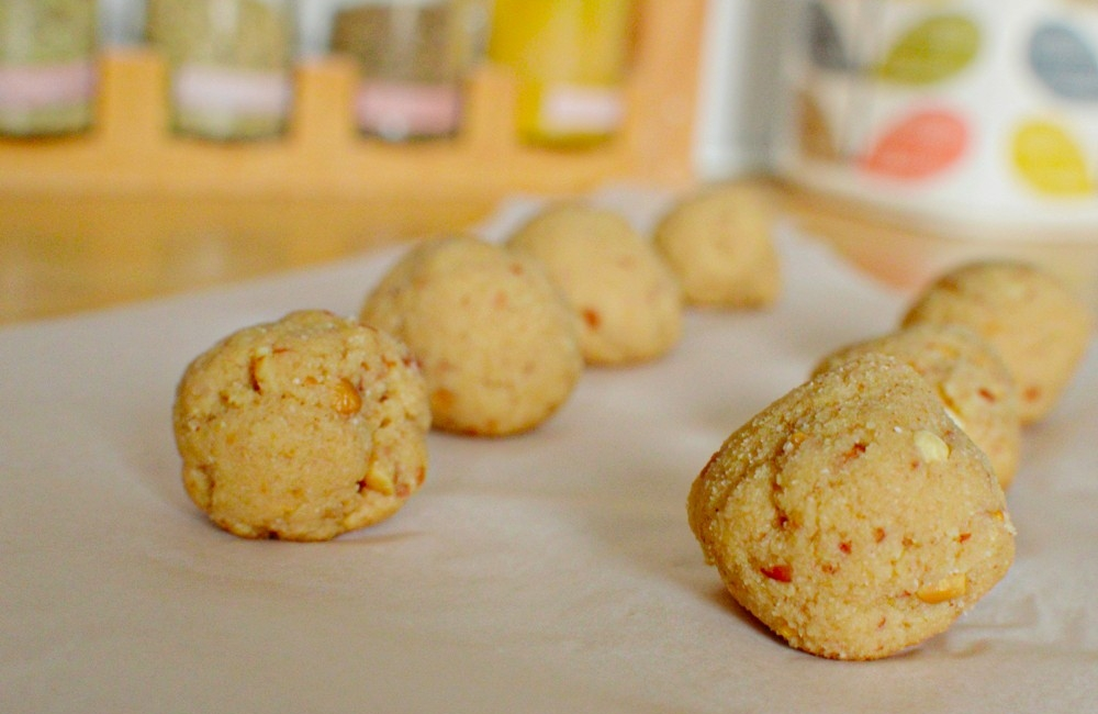 coconut flour peanut butter dairy free cookies 04
