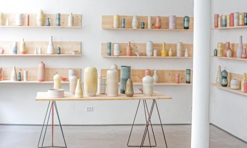 Tortus Studio Copenhagen at Maison et Objet 2015 Humanmade 005