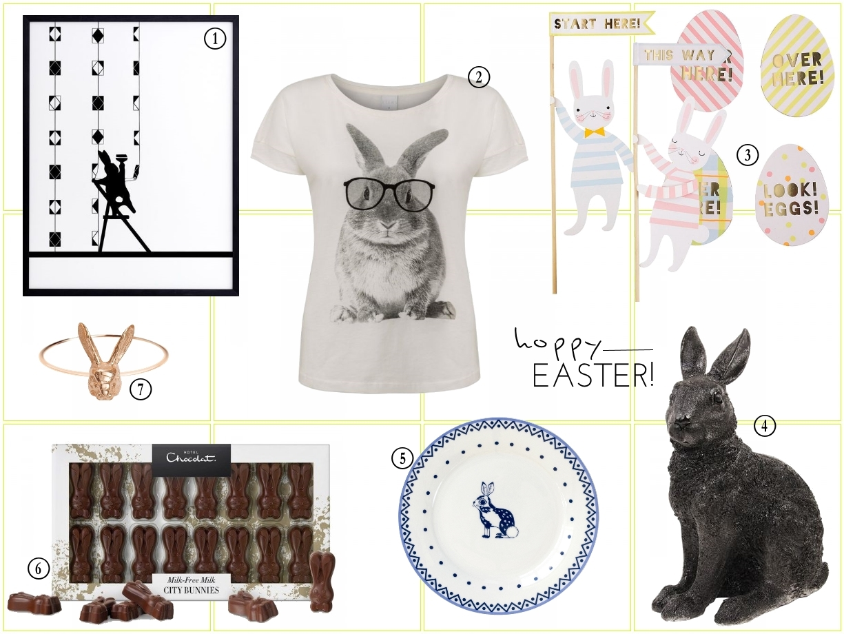 Easter 2015 Bunny Rabbit Gift Guide