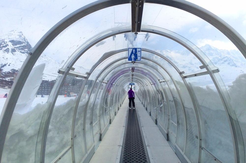 Lyon Aeroport Val Thorens Bloggers Trip 007