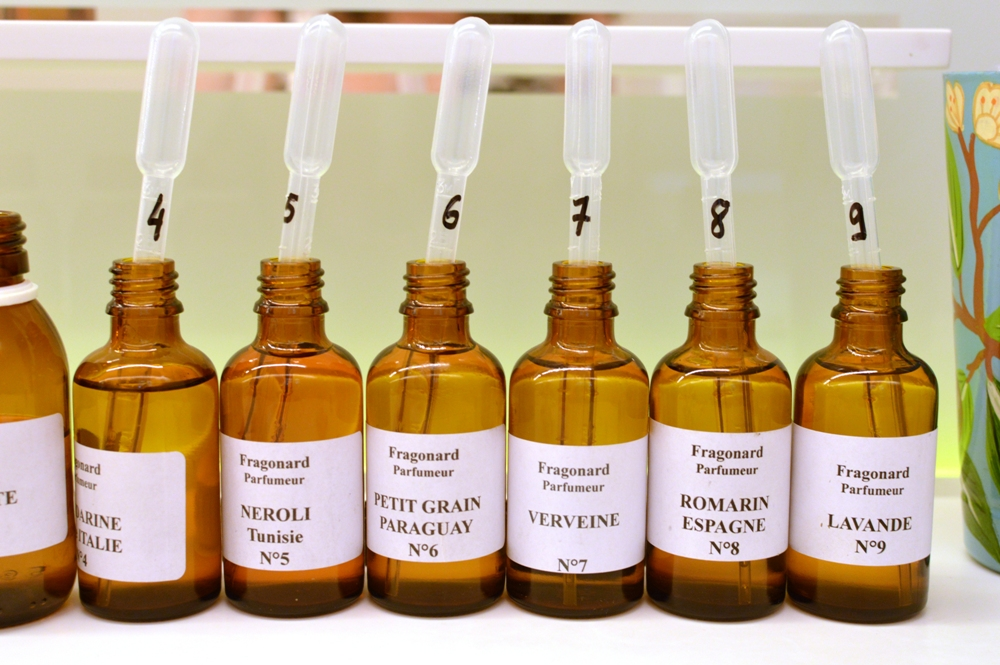 Fragonard Parfum Workshop Grasse 05