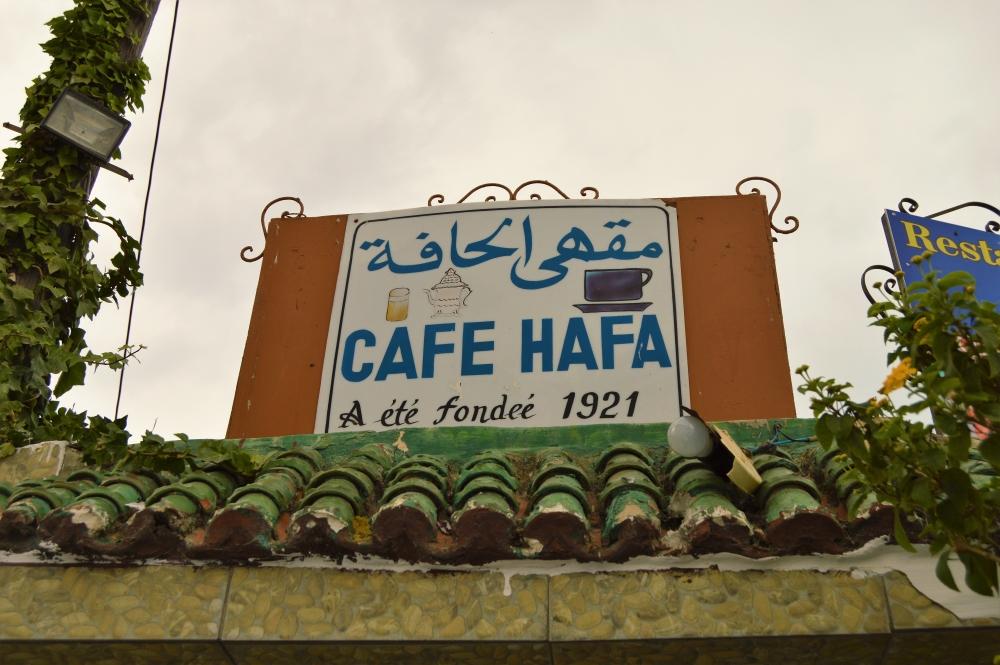Cafe Hafa Tangier 01