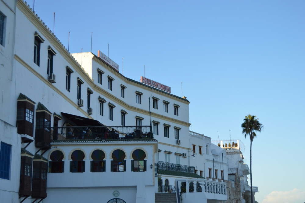 Hotel Continental Tangier 01
