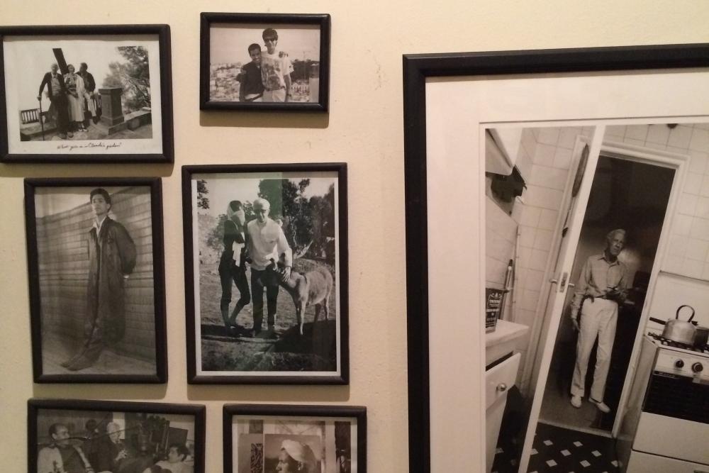 Paul Bowles flat Tangier 02
