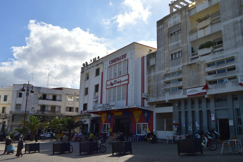 Tangier Cinema Rif