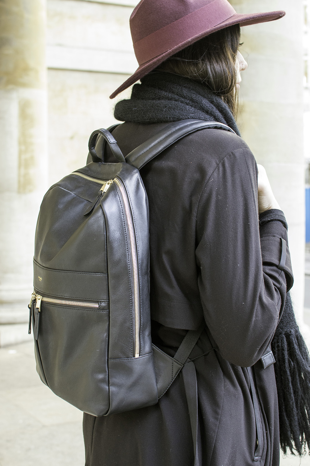 Knomo Beaux Backpack Emma Palin 01