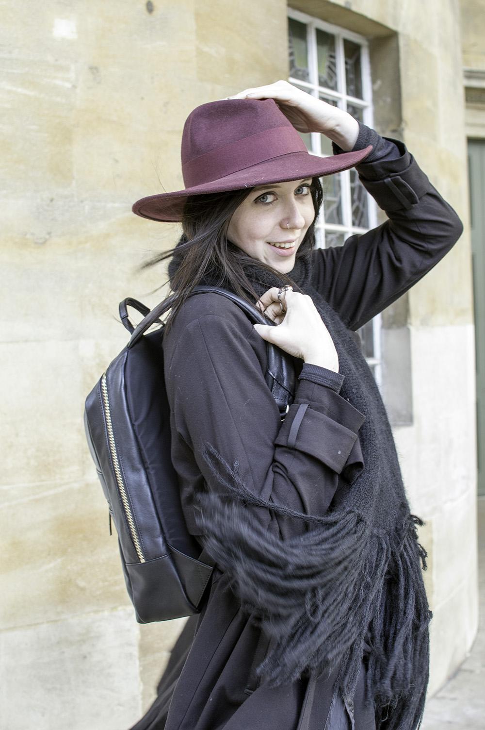Knomo Beaux Backpack Emma Palin 02