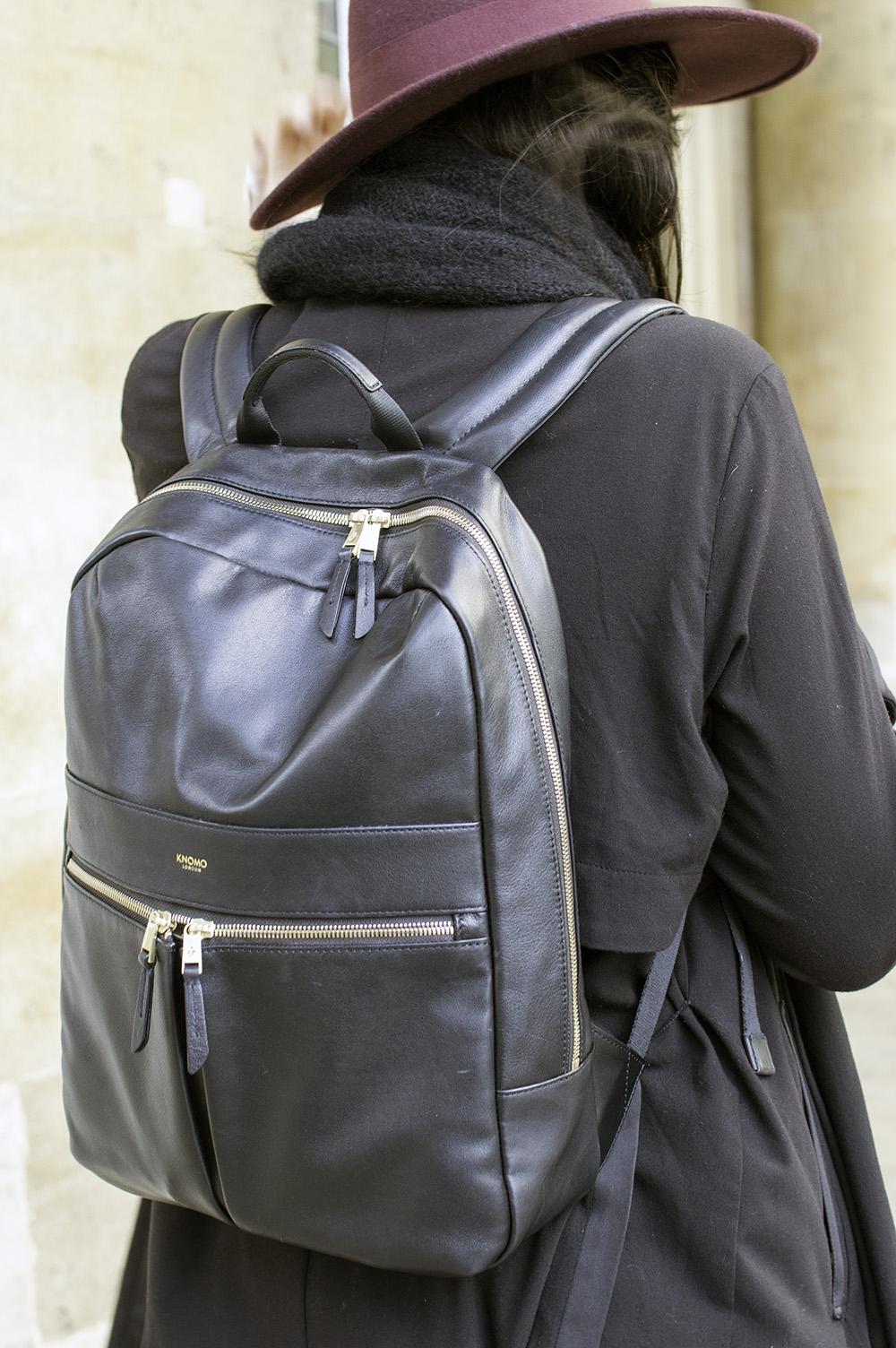 Knomo Beaux Backpack Emma Palin 03