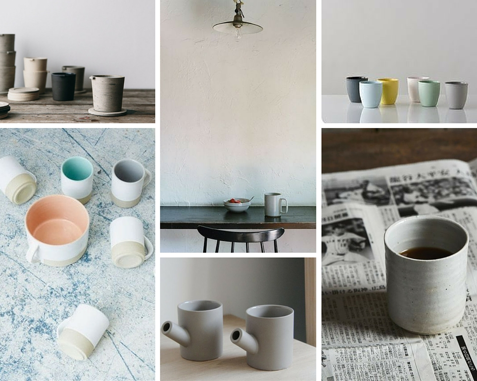 Lust & Covet Coffee Cups