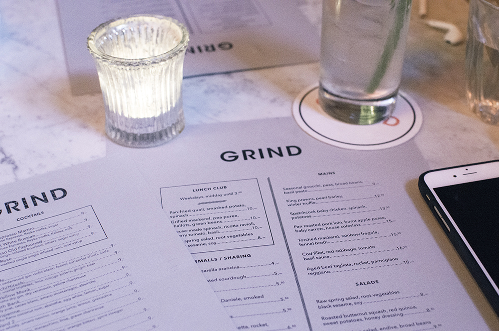 London Grind Review Meal 001