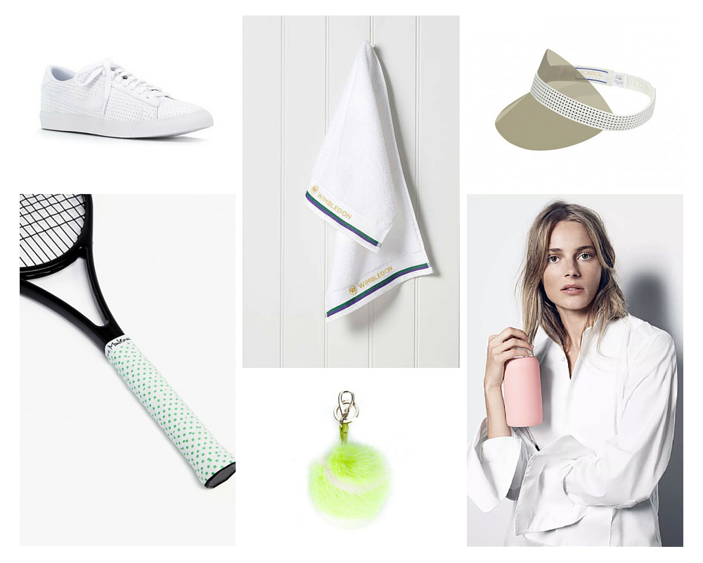 Lust & Covet Wimbledon Whites