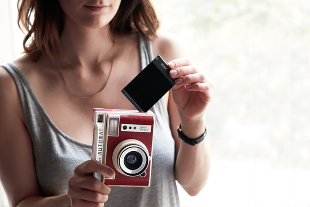 The Lomo'Instant Automat Camera