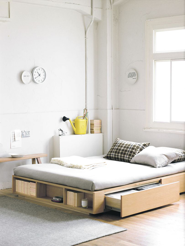 Round-up of the UK\'s Best Platform Beds without Headboards
