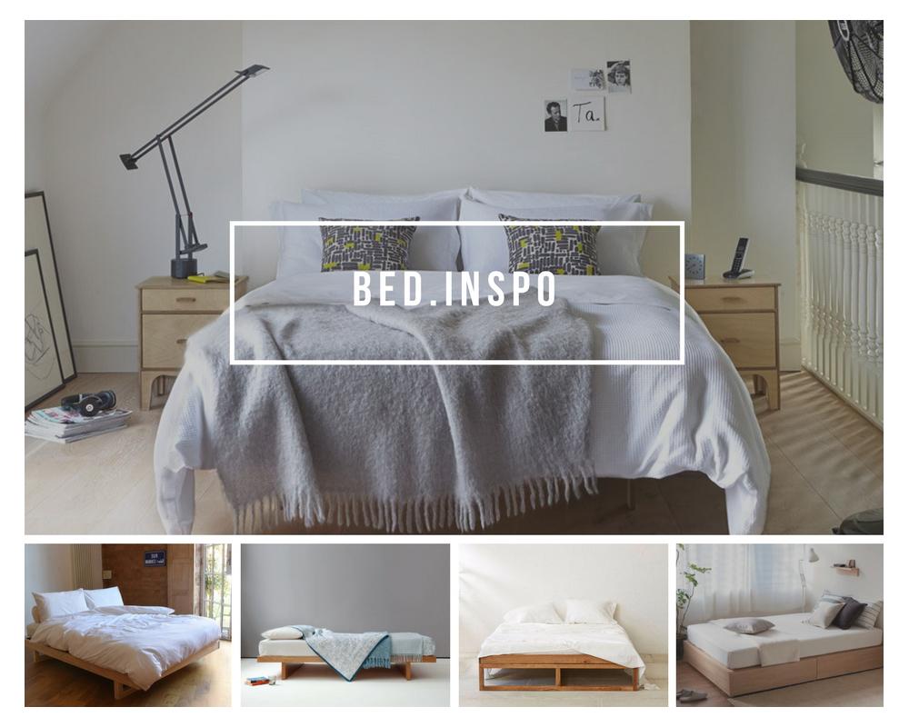 Platform Bed Inspiration