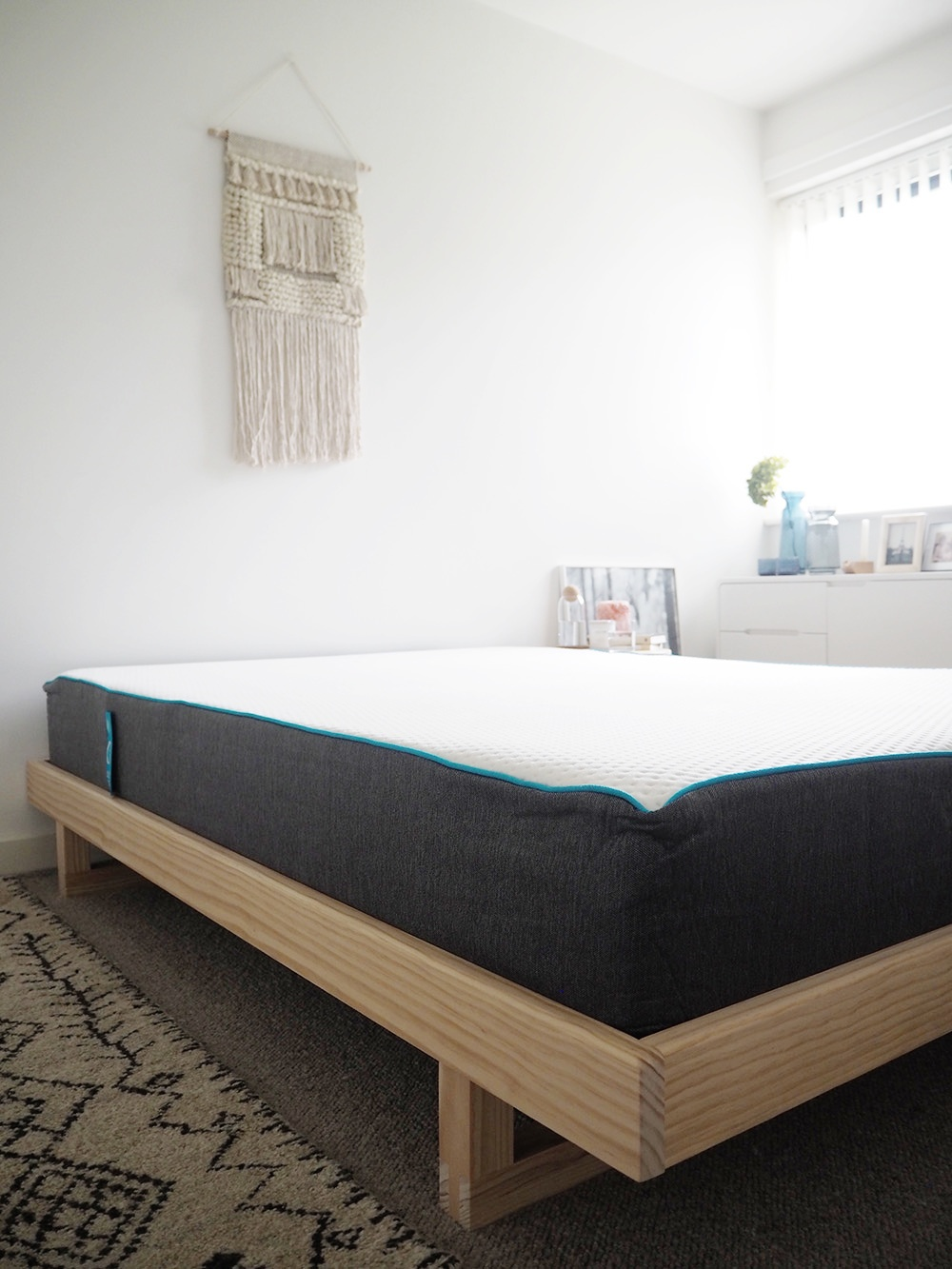 The Fab Flat A Bedroom Sanctuary Amp 3 Summer Style Bed