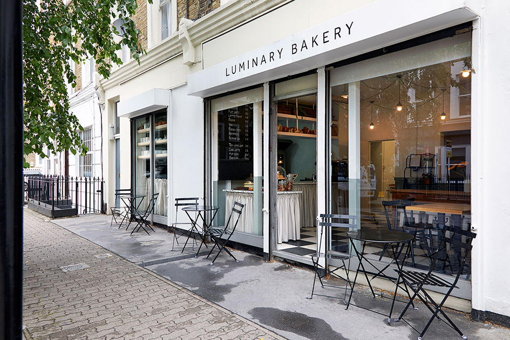 Luminary Bakery A New Social Enterprise Caf 233 In Stoke