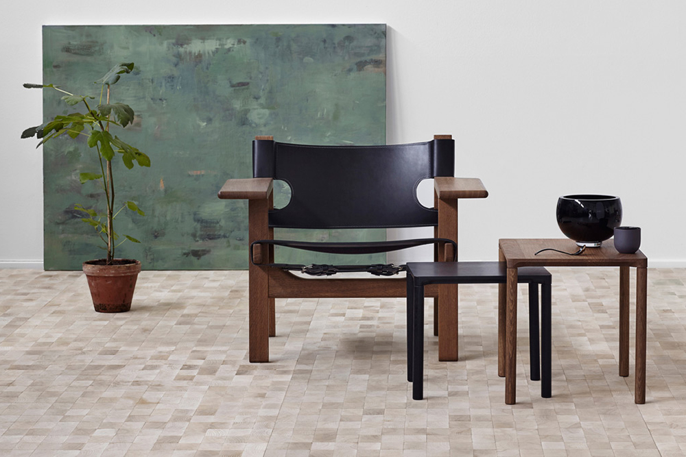 design classics the story of the spanish chair by børge mogensen