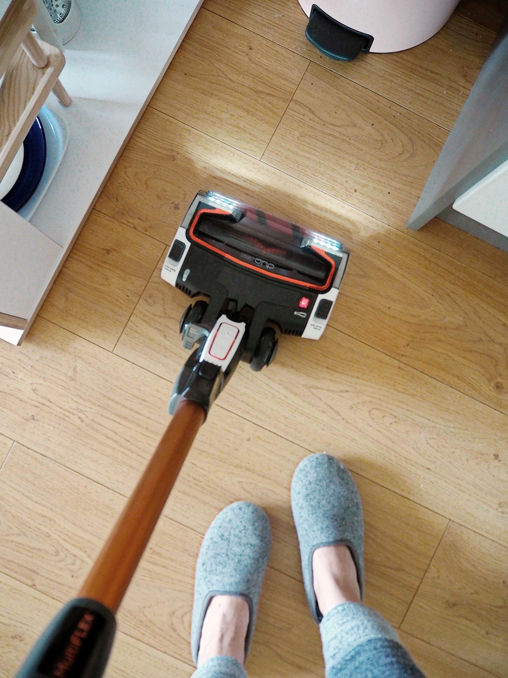 Review The New Shark Duoclean Cordless Vacuum Cleaner