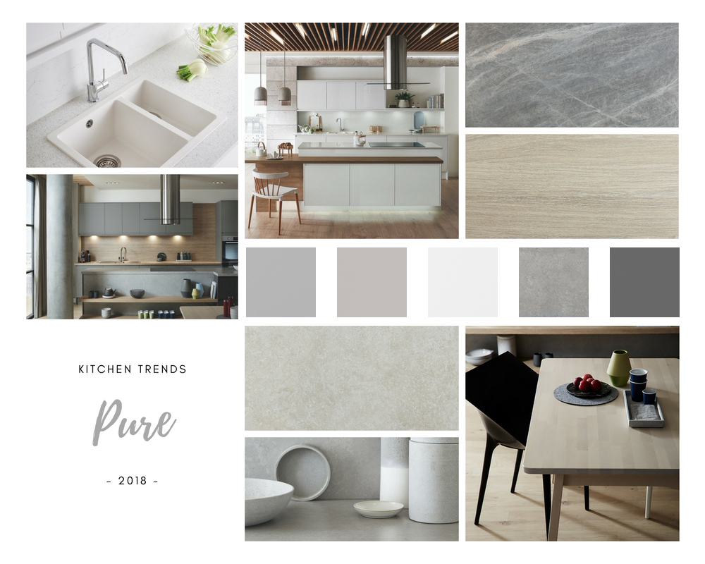 Kitchens Trends 2018: Exploring Howdens kitchen trend no. 98 - Pure
